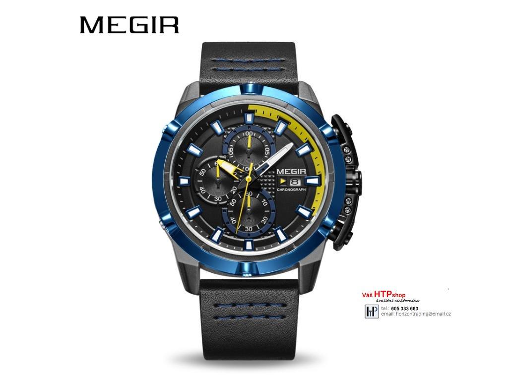8b2d126add0 Megir RACING ML2062G-BK-1N2 TOP produkt