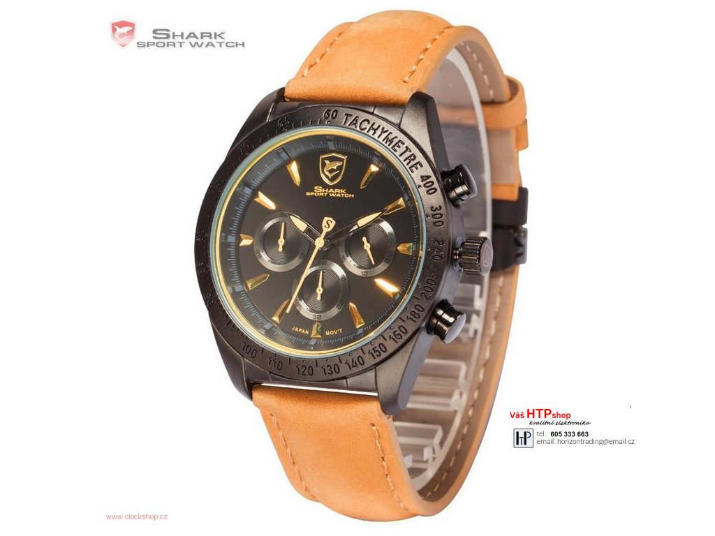 Shark Tiger Luxury SH239 Limited Edition