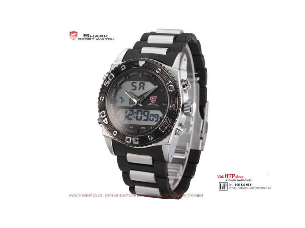 Shark Black Eightgill Black SH176