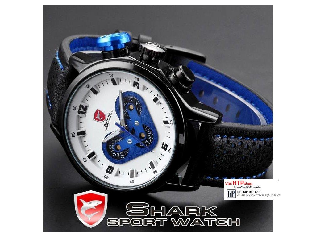 Shark Megalodon Blue Limited Edition SH089