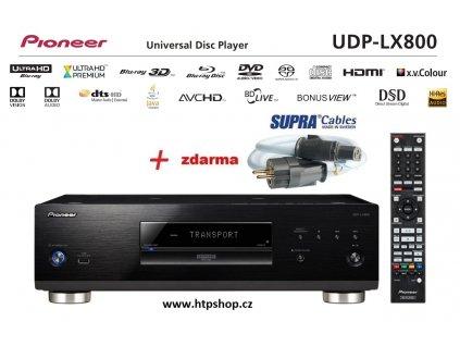 Pioneer UDP LX800 černé provedení
