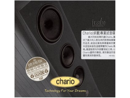 Chario-Technology For Your Dreams