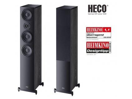 Heco Aurora 700 Black