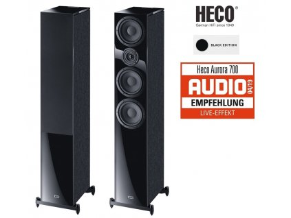 Heco Aurora 700 Black Edition 3
