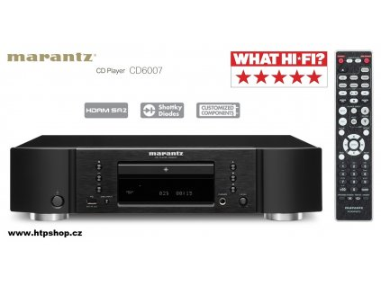 Marantz CD6007 Black