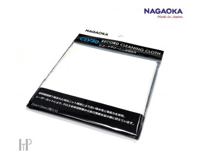 Nagaoka Record Cleaning Cloth CLV-30