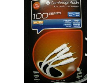 Cambridge Audio A100 RCA - 1 m