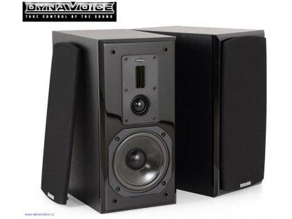 Dynavoice Definition DM-6 + Dynavox Speaker Cable SET 2x2,0m  DM-6 patří k tomu nejlepšímu, co můžete mít, a to nejen do 20 tisíc