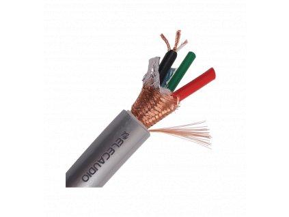elecaudio cs 361b occ power cable ptfe 3x250mm o 17mm (1)