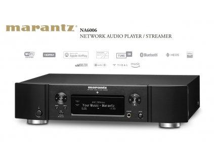 Marantz NA6006 Black