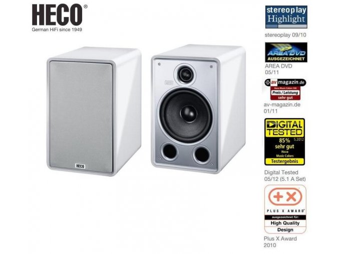 Heco Music Color 170 White