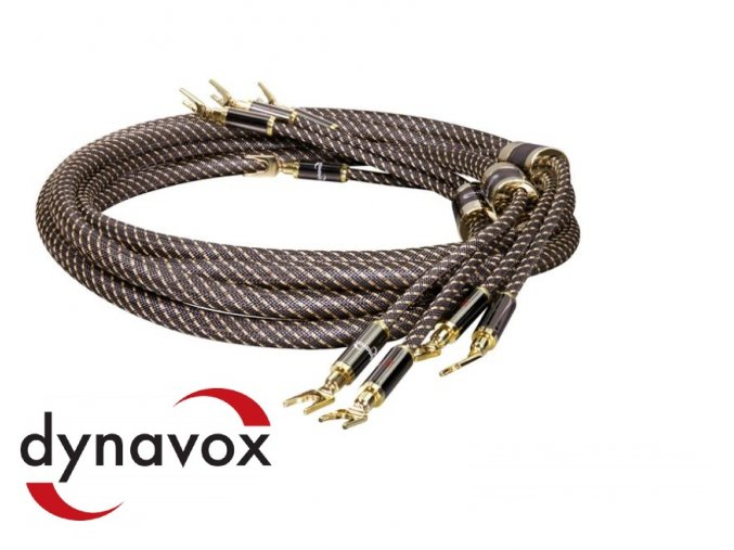 Dynavox Black Line LS-Label