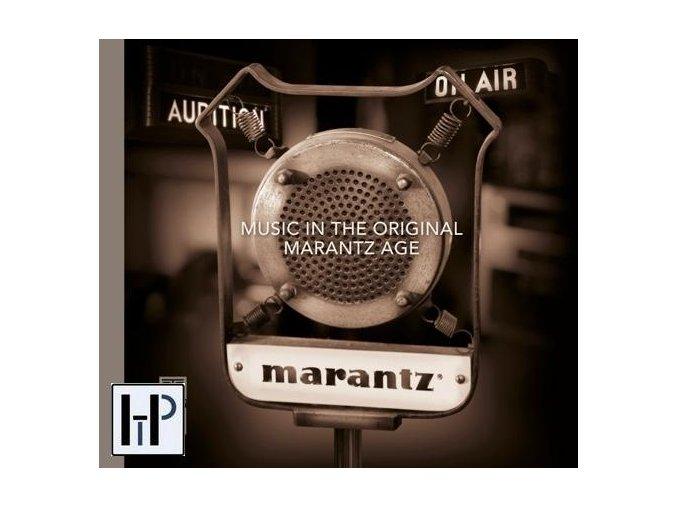 STS Digital - Music in the original Marantz age CD