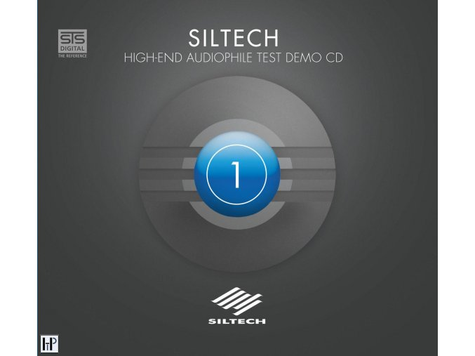 STS Digital - Siltech High End Audiophile Test CD