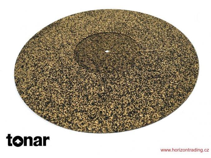 Tonar Cork & Rubber mixture turntable mat