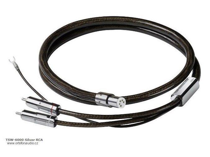 Ortofon SW-6000 Silver RCA