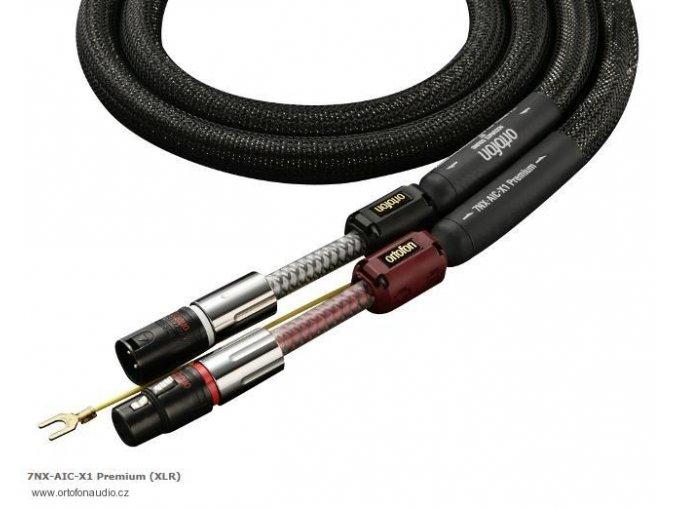 Ortofon 7NX-AIC-X1 Premium (XLR)