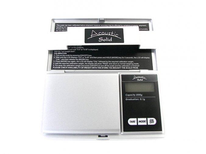Art536003 Acoustic Solid Digital Tonarmwaage