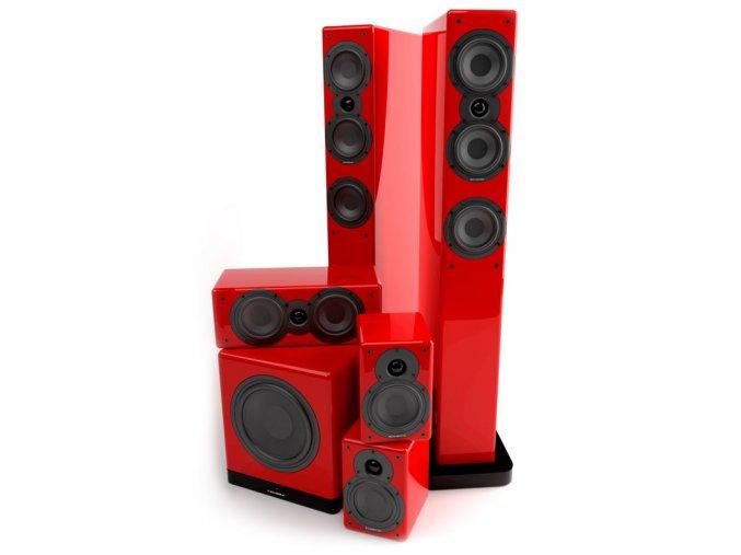 Scansonic HC-951  ***vynikající zvuk i provedení***doporučujeme***