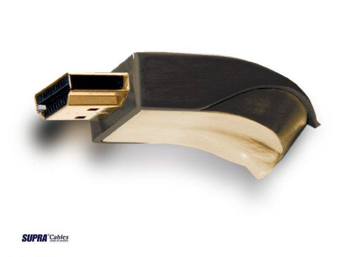 SUPRA HDMI MET - BENT
