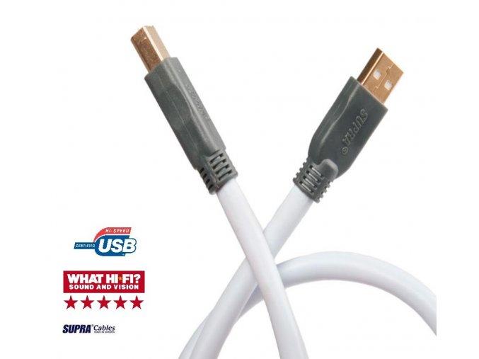 SUPRA USB 2.0 Hi-Speed Type A-B