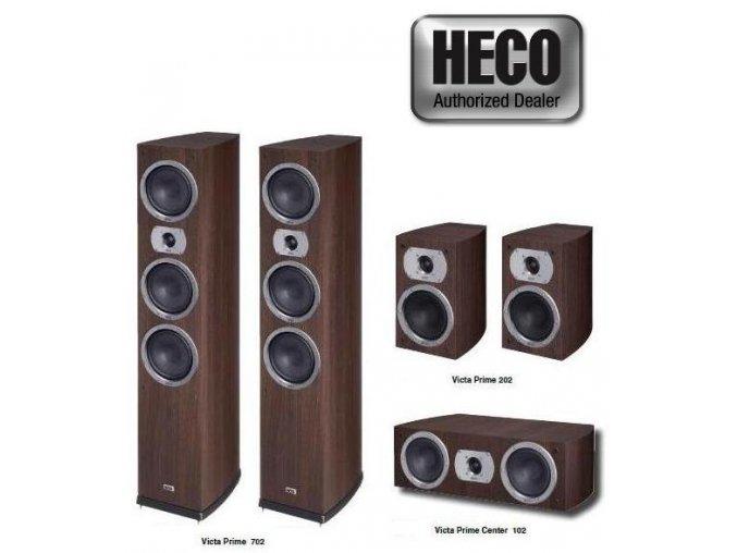 Heco Victa Prime 702 Espresso (2)