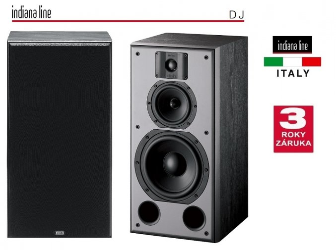 Indiana Line DJ 308 Black