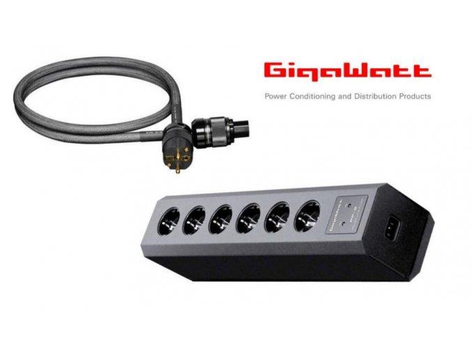 Gigawatt PF-2 MK2 + LC-2 EVO  nejlepší měřitelné výsledky a provedení, vítěz všech testů