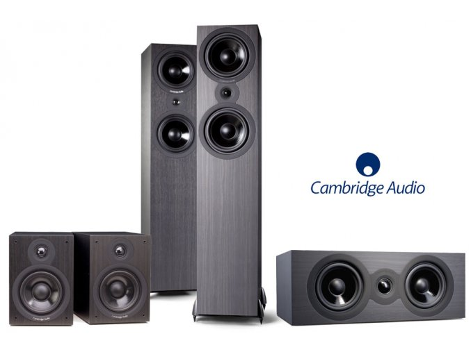 cambridge audio sx 5 0 set black