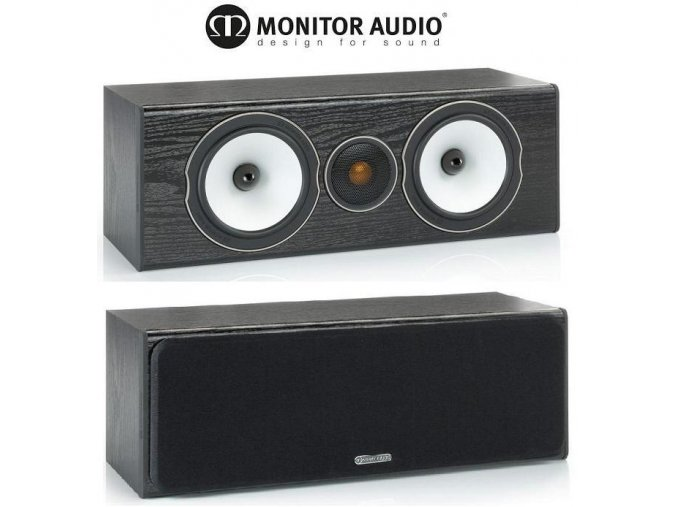 Monitor Audio Bronze BX centre černé