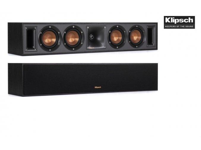 Klipsch R 34C Black