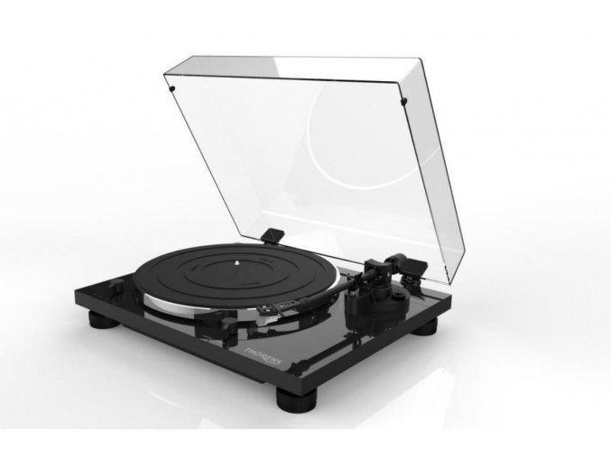 Thorens TD-201  Novinka 2019 s možností volby kvalitní přenosky. Jeden z nejkvalitnějších gramofonů ve své třídě !