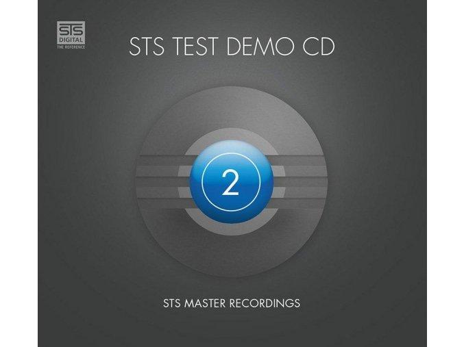 STS Digital - Siltech High End Audiophile Test CD Vol.2
