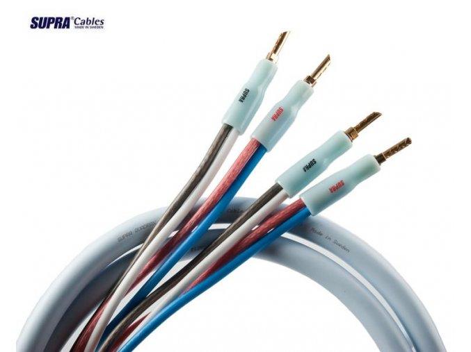 SUPRA Quadrax SET 2x4.0 Single-wire CombiCon
