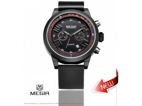 Megir Chronograph Men Sport 2001