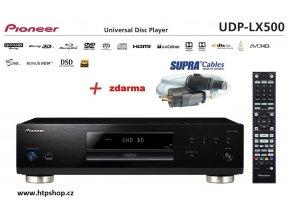 Pioneer UDP LX500 černé provedení