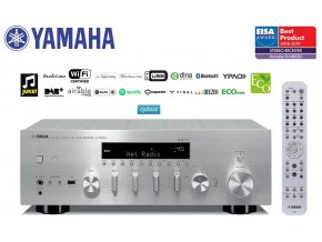 Yamaha R N803D Silver