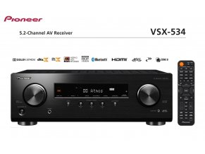 Pioneer VSX 534 Black