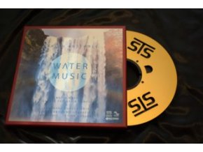 STS Digital - WATER MUSIC – GEORGE FREDERIC HANDEL (1685-1759)