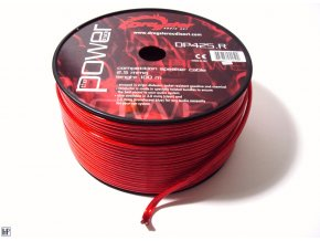 Dragster Speaker Cable DP.425R - 2x2,5mm