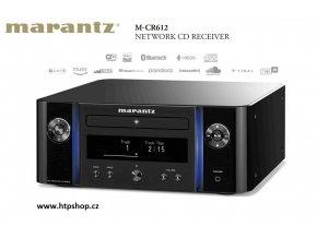Marantz M CR612 černé provedení