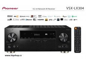 Pioneer VSX LX304 černé provedení