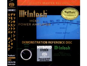 McIntosh Demonstration Reference Disc