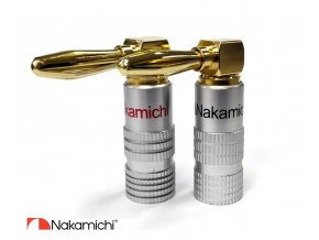 Nakamichi - Banana Plugs Angle N0534A