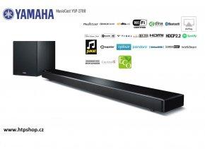 Yamaha YSP 2700 černé provedení