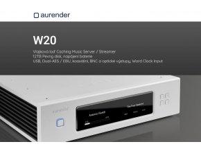 Aurender W20