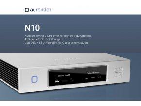 Aurender N10 - 4TB