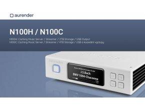 Aurender N100C - 4TB