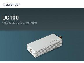 Aurender UC100