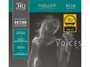 Inakustik - GREAT VOICES, VOL. III (U-HQCD)
